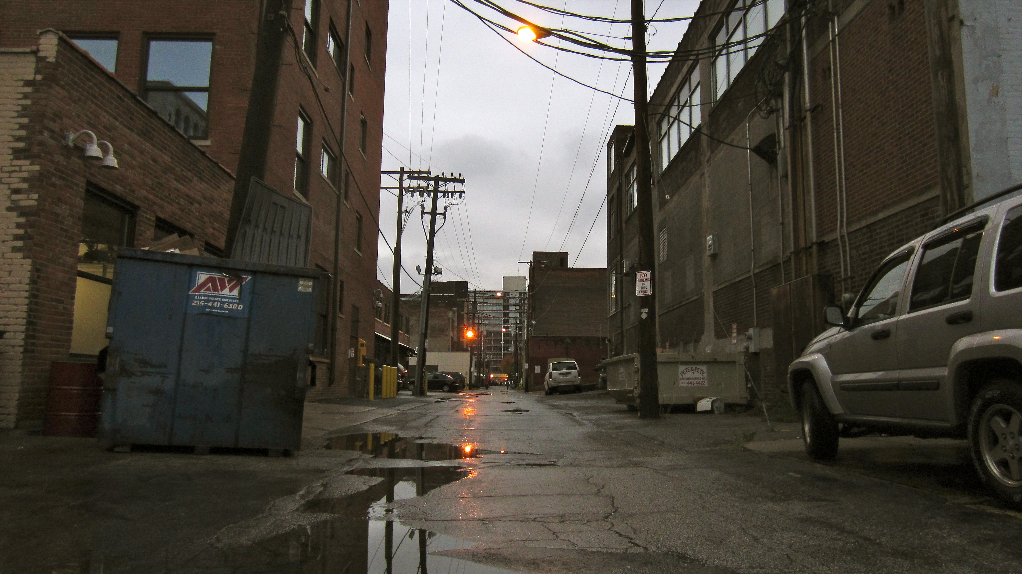 Autumnal Dilly D Alley Special Cleveland Downtown